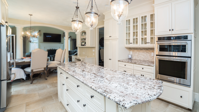 Northern Granite Torrincino Granite Kitchen