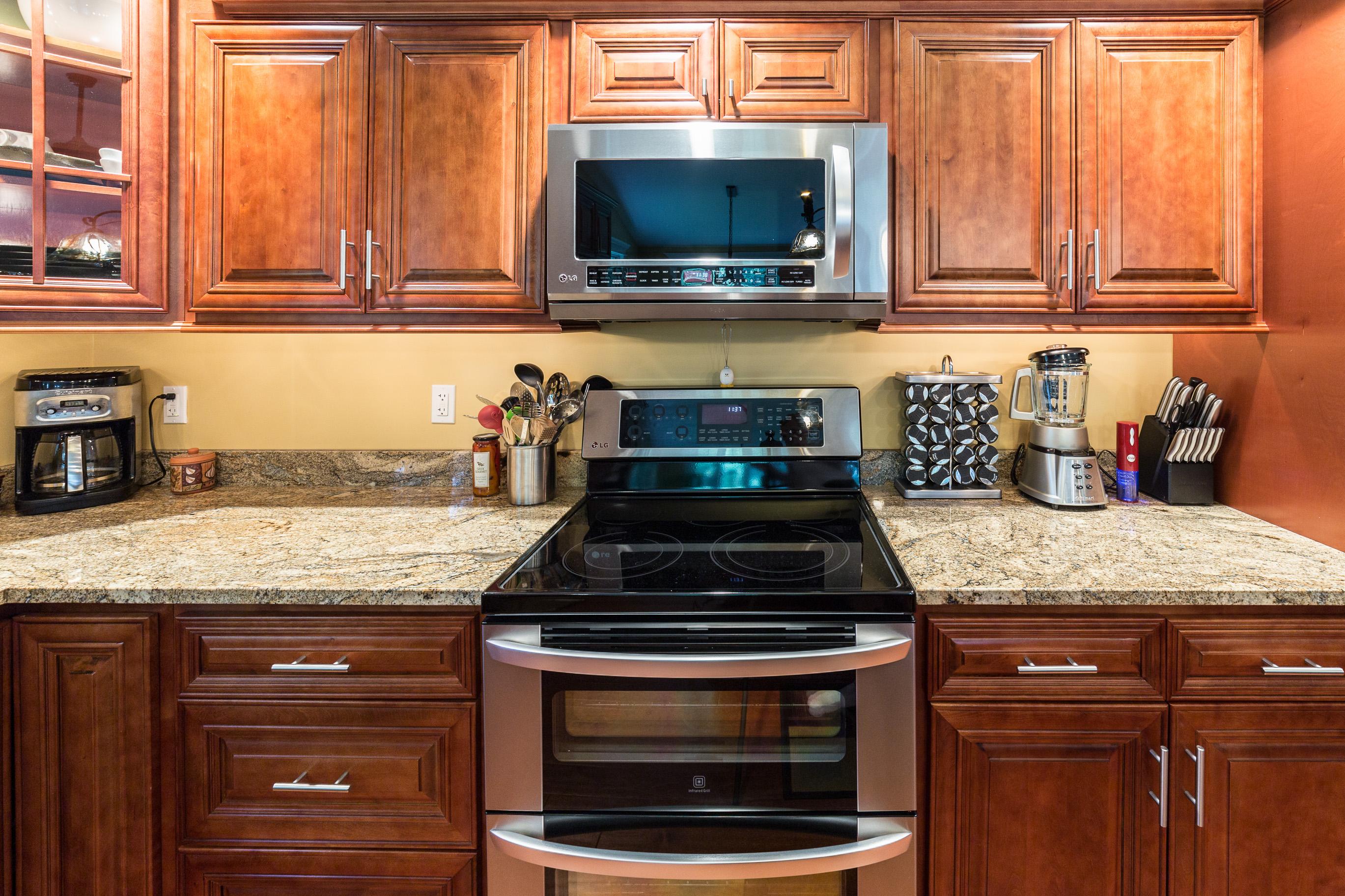 Northern Granite African Rainbow Granite Kitchen