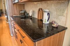 Northern Granite Northern Light Soapstone Kitchenette
