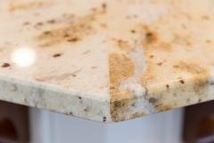 Northern Granite Andromeda Gold Granite Kitchen