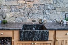Northern Granite Northern Light Soapstone Kitchen & Custom Soapstone Sink